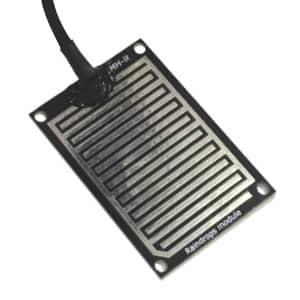 cesens Sensor de humedad en hoja