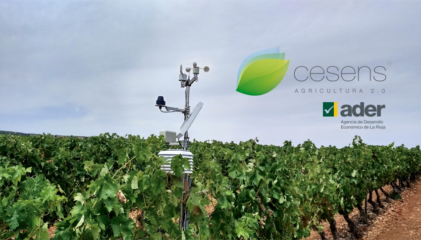 Cesens® in the catalogue of exportable technologies of La Rioja