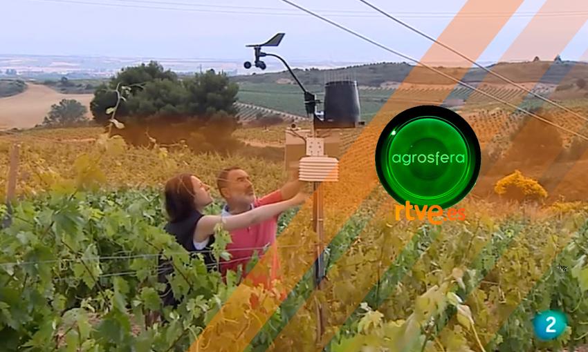 Cesens® on the TVE programme Agrosfera