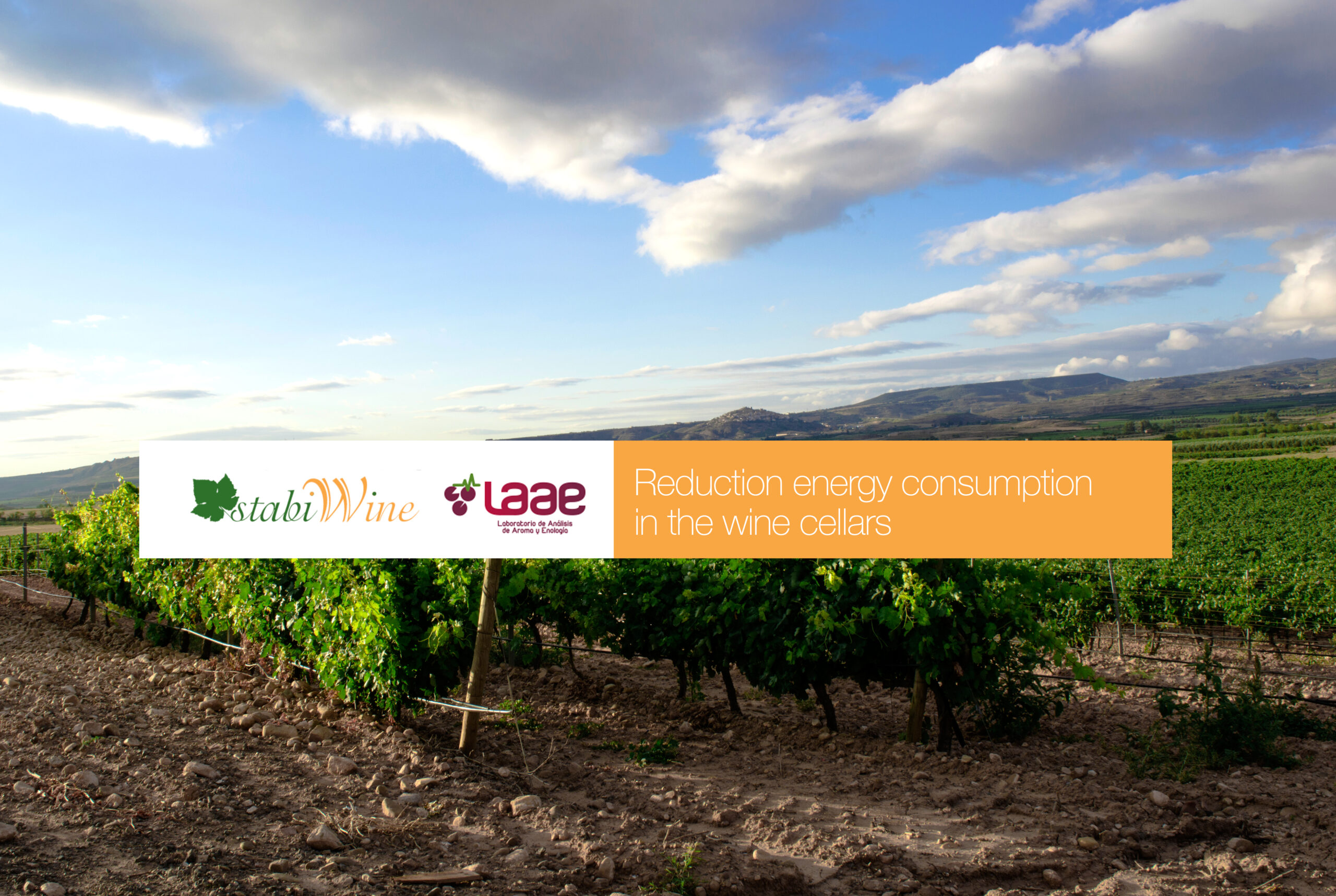 The University of Zaragoza develops a product to reduce energy consumption in the wine cellars